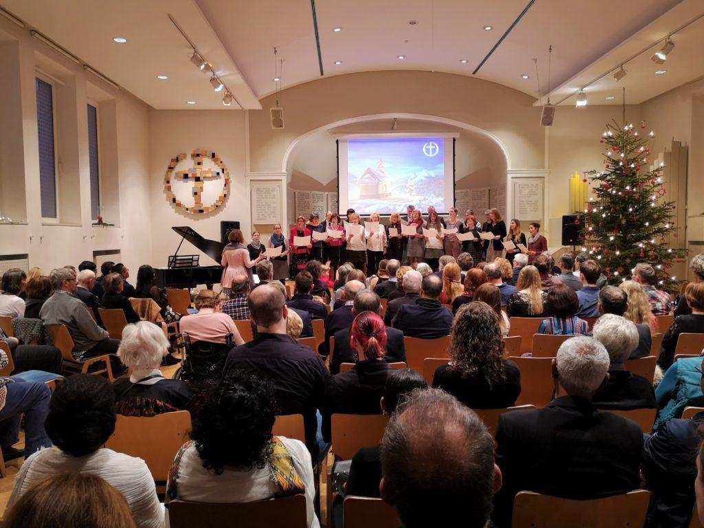 Freie evangelische Gemeinde Wuppertal Barmen - Chor