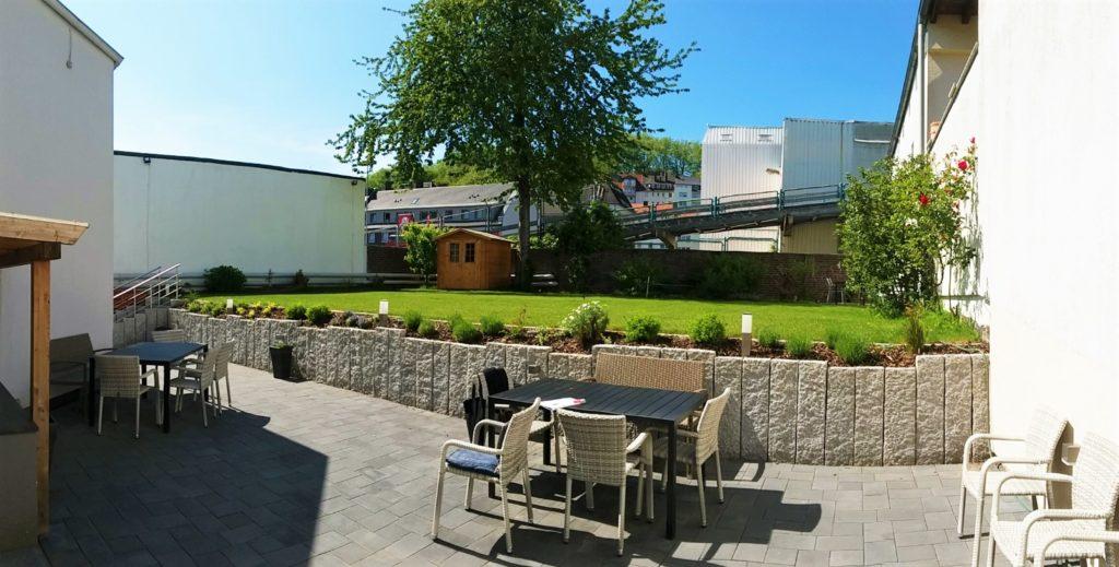 Freie evangelische Gemeinde Wuppertal Barmen - Unsere Gemeinde - Garten