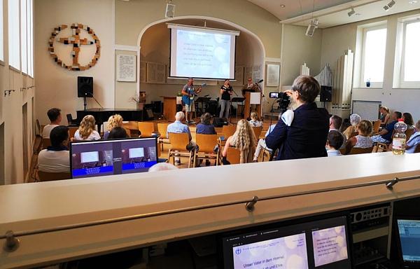 Freie evangelische Gemeinde Wuppertal Barmen - Video-Gottesdienste
