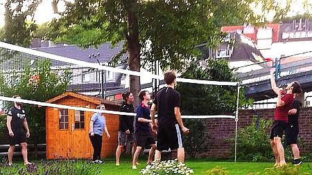 Freie evangelische Gemeinde Wuppertal Barmen - Sport Indiaca