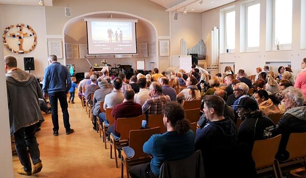 Freie evangelische Gemeinde Wuppertal Barmen - Gottesdienst - Säle