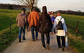 Freie evangelische Gemeinde Wuppertal Barmen - Sport Wandern