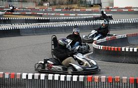 Freie evangelische Gemeinde Wuppertal Barmen - Sport Kartfahren