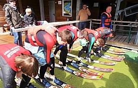 Freie evangelische Gemeinde Wuppertal Barmen - Sport Wasserski