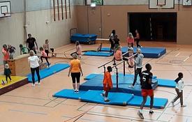 Freie evangelische Gemeinde Wuppertal Barmen - Sport Geräteturnen