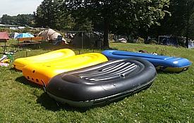 Freie evangelische Gemeinde Wuppertal Barmen - Sport Boote