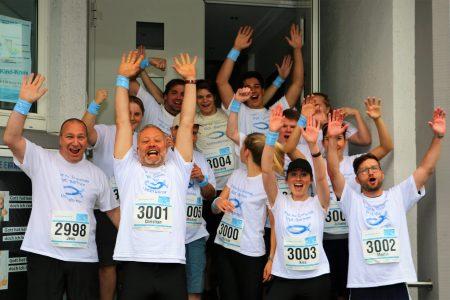 Freie evangelische Gemeinde Wuppertal Barmen - Sport Schwebebahnlauf