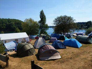 Freie evangelische Gemeinde Wuppertal Barmen - Zeltfreizeit Bever Zelte