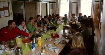 Freie evangelische Gemeinde Wuppertal Barmen - Open House Freizeit Frühstück