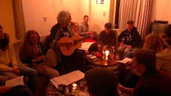 Freie evangelische Gemeinde Wuppertal Barmen - Open House Freizeit Abend Musik