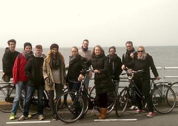 Freie evangelische Gemeinde Wuppertal Barmen - Open House Freizeit Fahrradtour