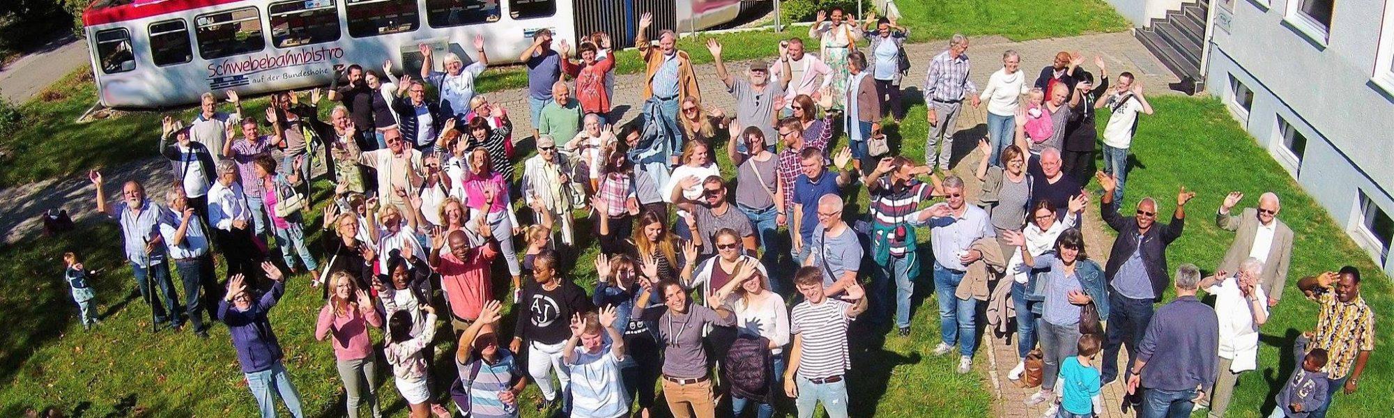 Freie evangelische Gemeinde Wuppertal Barmen - Start