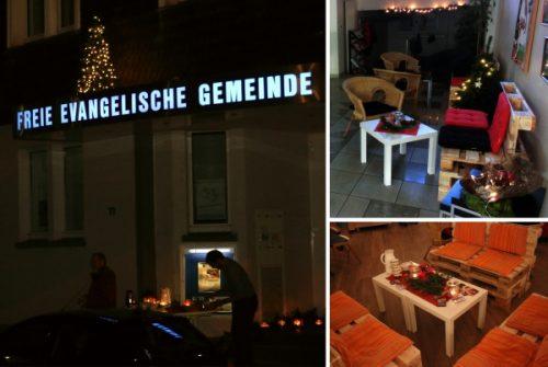Freie evangelische Gemeinde Wuppertal Barmen - Adventscafe