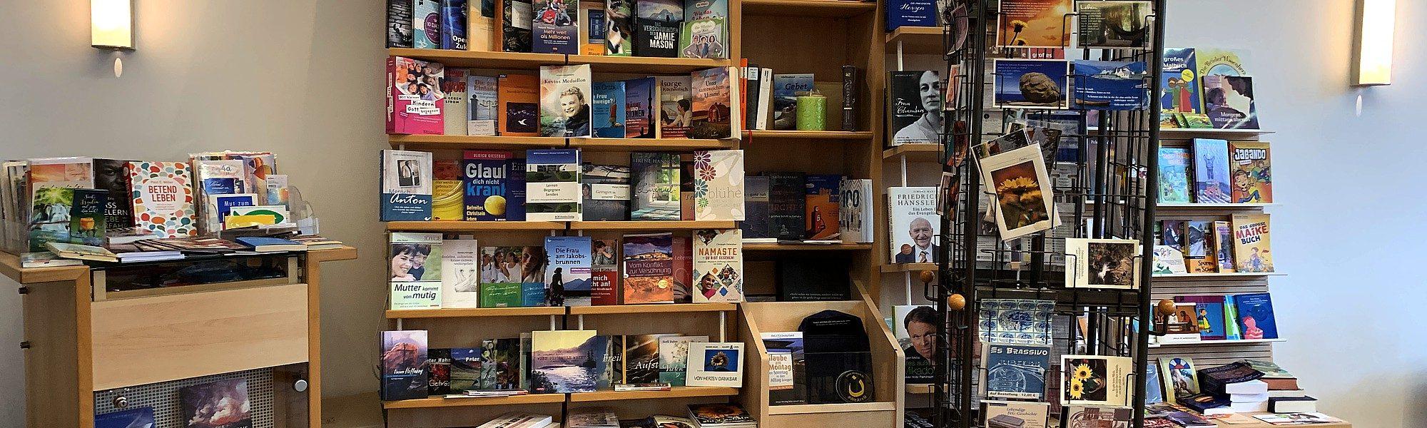 Freie evangelische Gemeinde Wuppertal Barmen - Bücher - CDs - DVDs
