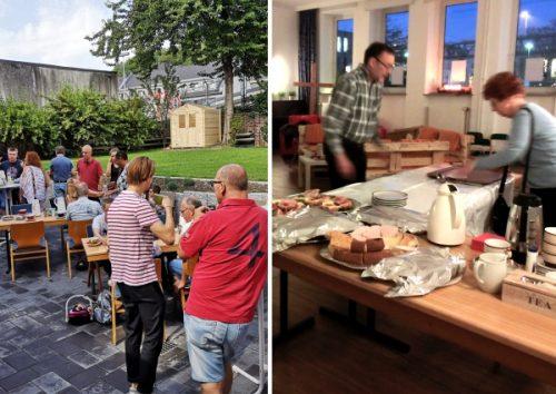 Freie evangelische Gemeinde Wuppertal Barmen - Cafe Grafe
