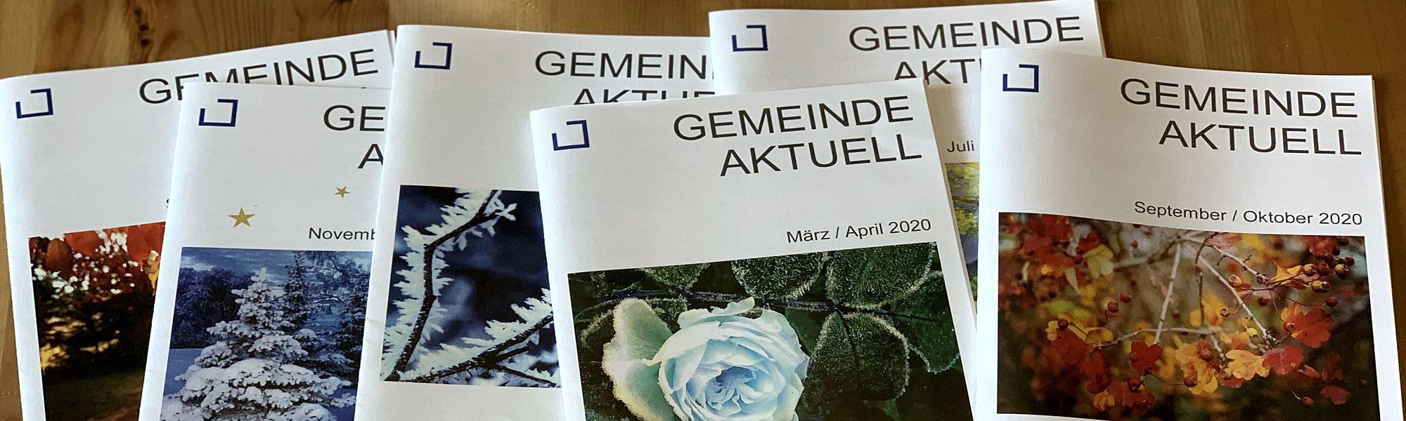 Freie evangelische Gemeinde Wuppertal Barmen - Gemeindebrief