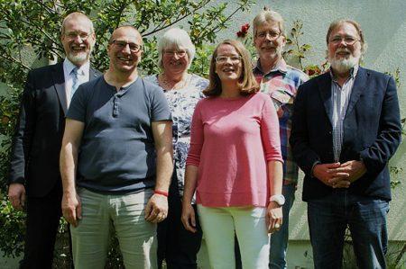 Freie evangelische Gemeinde Wuppertal Barmen - Gemeindeleitung