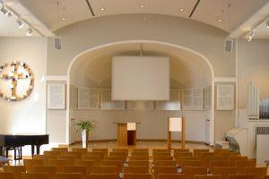 Freie evangelische Gemeinde Wuppertal Barmen - Unsere Gemeinde - heute