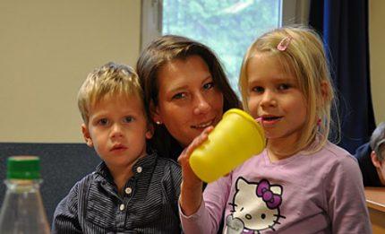 Freie evangelische Gemeinde Wuppertal Barmen - Kindergottesdienst
