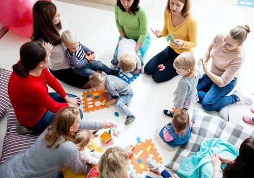 Freie evangelische Gemeinde Wuppertal Barmen - Mutter-Kind-Treff