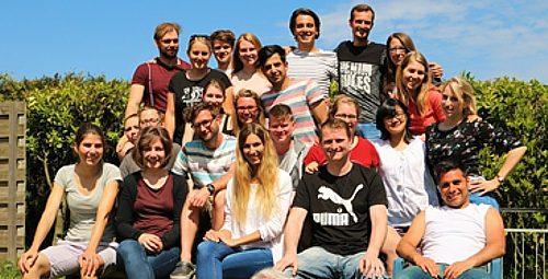Freie evangelische Gemeinde Wuppertal Barmen - Open House Gruppenfoto