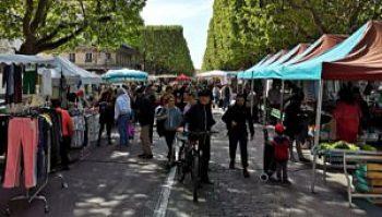 Freie evangelische Gemeinde Wuppertal Barmen - Urlaub Südfrankreich Markt