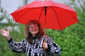 Freie evangelische Gemeinde Wuppertal Barmen - Freizeit Wartenberg Spaß im Regen