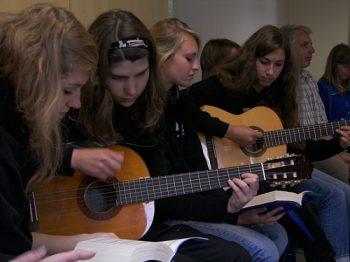 Freie evangelische Gemeinde Wuppertal Barmen - Freizeit Wartenberg Musik