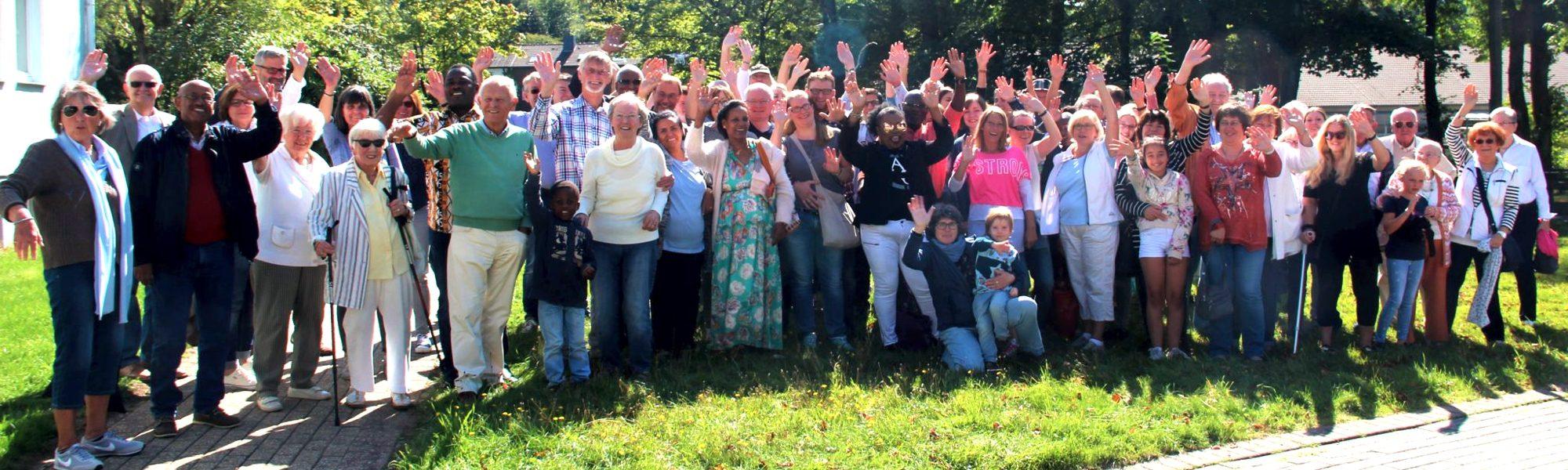 Freie evangelische Gemeinde Wuppertal Barmen - Unsere Gemeinde